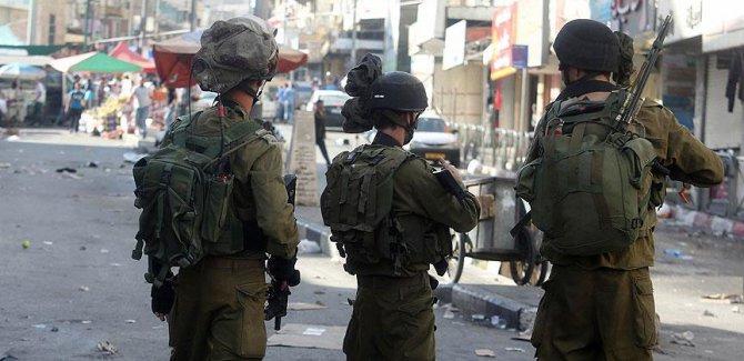 Nablus'ta Filistinliler İle Siyonistler Çatıştı