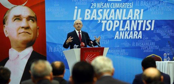 Kılıçdaroğlu: Oylar sandıkta değil YSK'da çalınmış