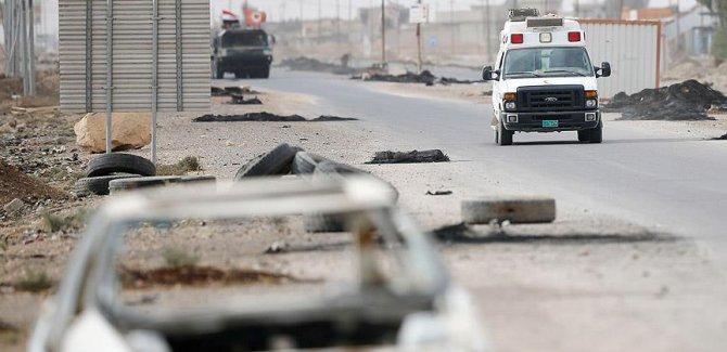 Irak'ta intihar saldırıları: 14 ölü