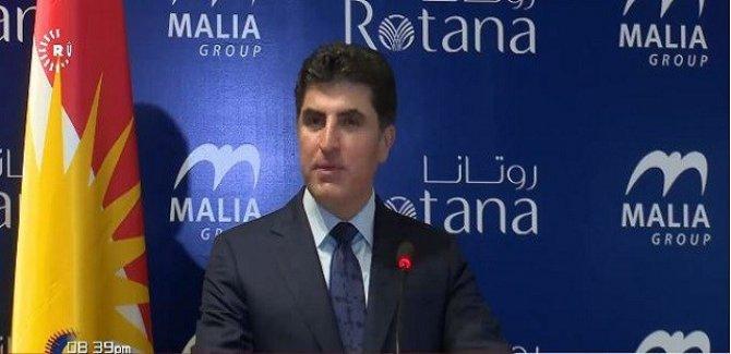 Barzani: Kürdistan yeni bir sürece giriyor
