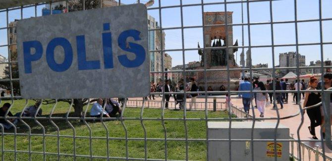 Taksim Meydanı için geniş güvenlik önlemleri alındı
