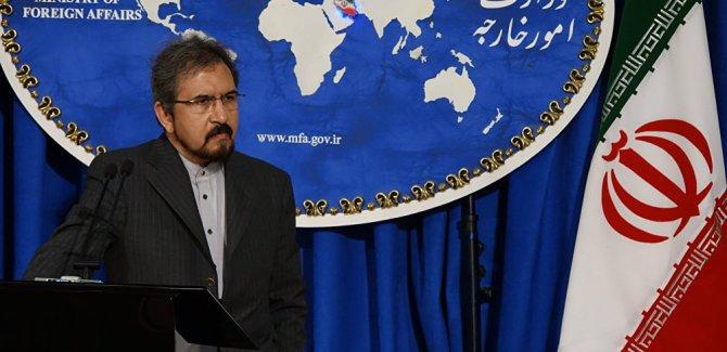 İran'dan Türkiye'ye 'operasyonları durdurma' çağrısı