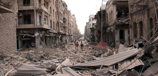 Suriye'deki savaş suçlarına yargı yolu