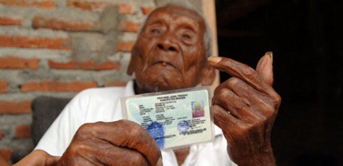 'Dünyanın en yaşlı insanı' Gotho hayata veda etti