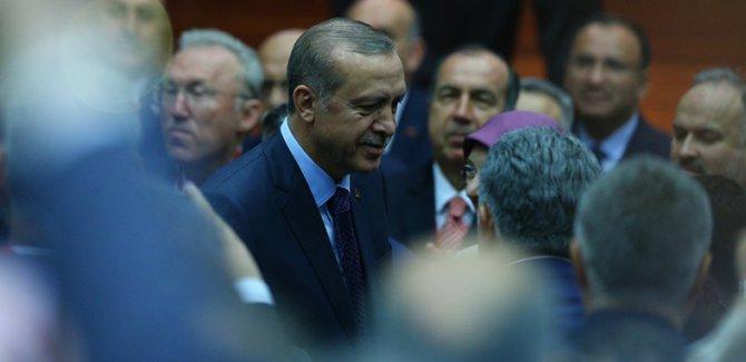 Erdoğan Resmen AK Parti Üyesi/Partili Cumhurbaşkanı