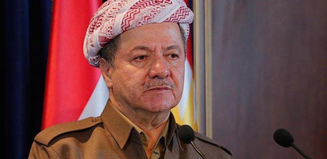 Barzani Fransa'dan destek istedi