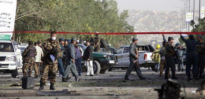 Kabil'de NATO Askeri Konvoyuna Saldırı