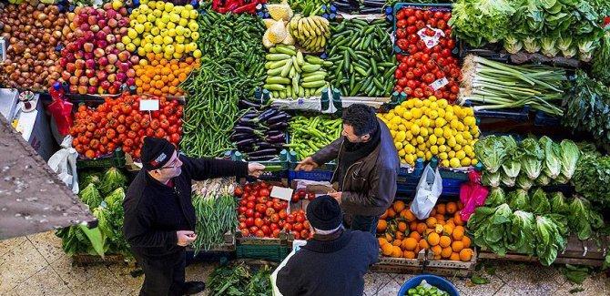 Enflasyon rakamları arttı