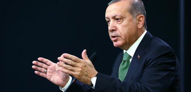Erdoğan: Bürokrasiye kurban edilecek tek bir saniyemiz yok