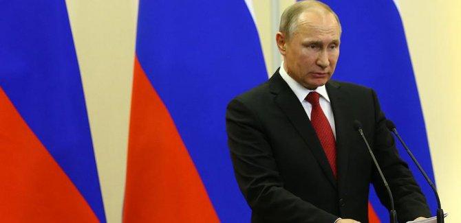 Putin: Türkiye önemli ve güvenilir bir ortak