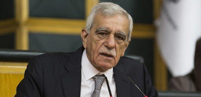 Ahmet Türk'ten Baykal'a yanıt