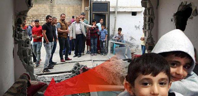 Silopi'de polis panzeri eve çarptı: 2 çocuk hayatını kaybetti