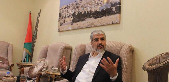 Meşal: İsrail ile bu süreçte doğrudan müzakereler faydasız ve riskli
