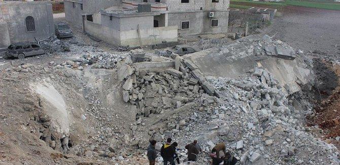 ABD'nin Halep'te 'cami kompleksi'ni vurduğunu kabul etti