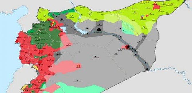 Times: Plan Suriye'yi bölecek