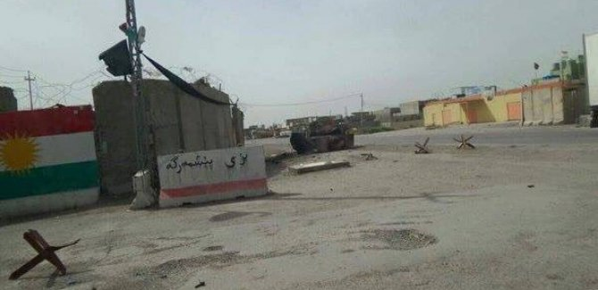 Bazı karanlık güçler olaylar çıkarıp Kürtleri…