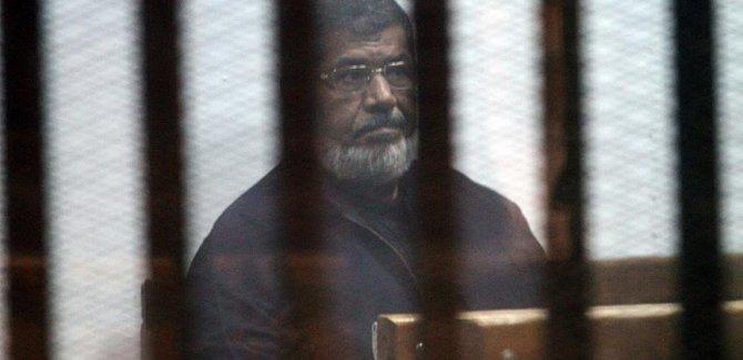 Mursi, can güvenliğinin tehdit altında olduğunu söyledi