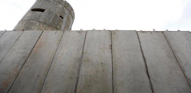 İsrail ordusu, Lübnan-İsrail sınırına, tıpkı Mısır-İsrail sınırında inşa edilen güvenlik duvarına benzer bir duvar örecek.