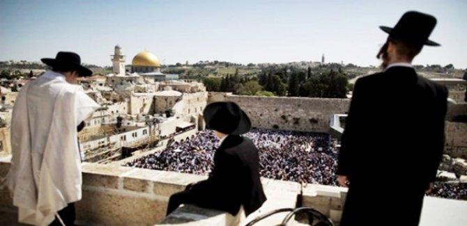 İşgalci İsrail'den Yeni ''Yahudi Devleti'' Hamlesi