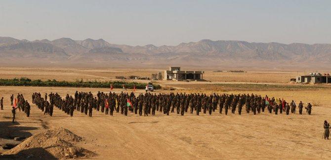 Peşmerge sözcüsü: PKK hava saldırılarından korunmak için Şengal'de tünel kazıyor