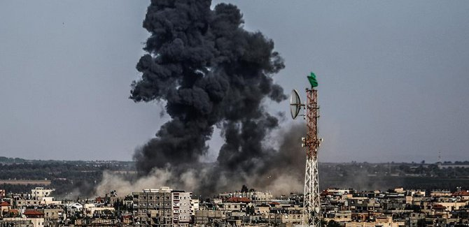Filistinli Bakandan 'Gazze'nin yeniden imarı' çağrısı