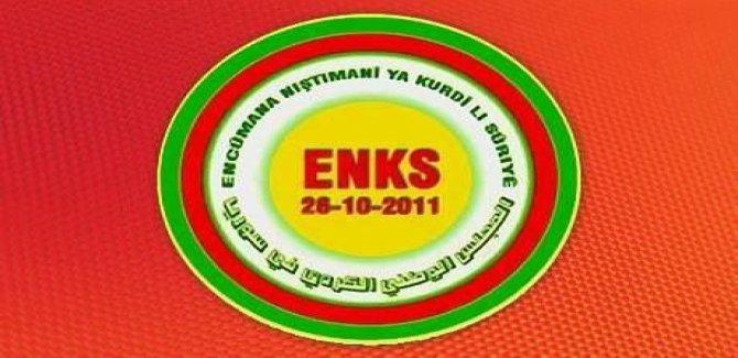 Rojava Her Zaman Ki Gibi-ENKS ofisine kilit