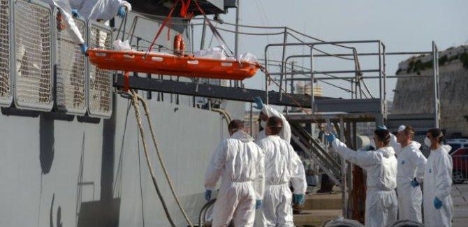'İtalya-Malta anlaşmazlığı' 268 göçmenin hayatına mâl oldu