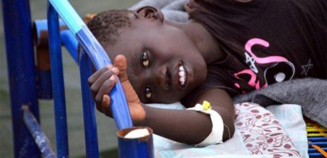 Yemen'de kolera salgını ile ölümler artıyor