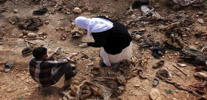 Toplu mezarlara uluslararası gözlem