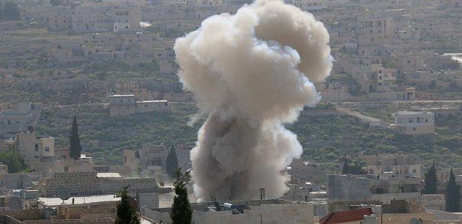 ABD koalisyon güçleri Rakka'da sivilleri vurdu: 10 ölü