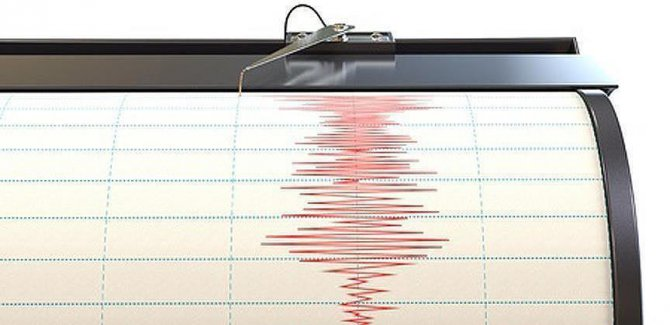 Erzurum'da 4,7 büyüklüğünde deprem
