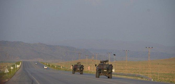 Tendürek'te çatışma: Ölü ve yaralılar var