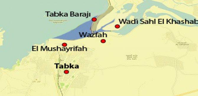 ABD'den 'Tabka' açıklaması