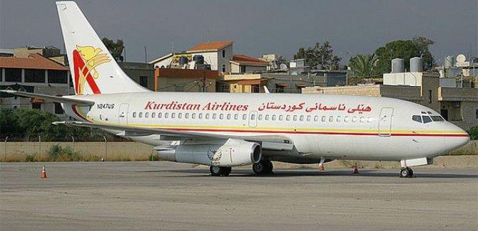 Kürdistan'dan Suriye'ye ticari uçuşlar ertelendi