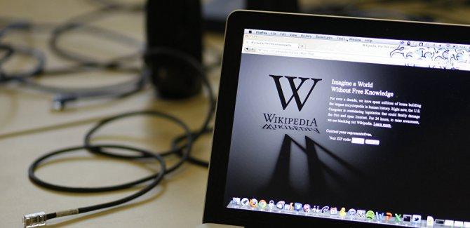 BTK Başkanı Sayan: Wikipedia'yı açmayı biz de istiyoruz