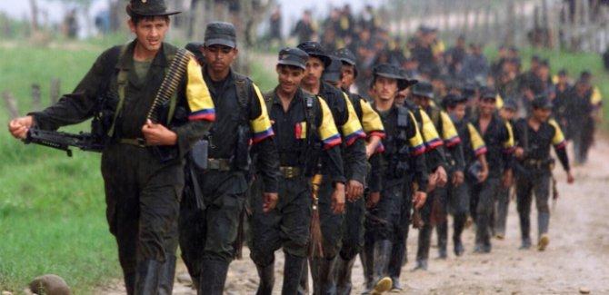 FARC silah bırakma sürecini başlattı