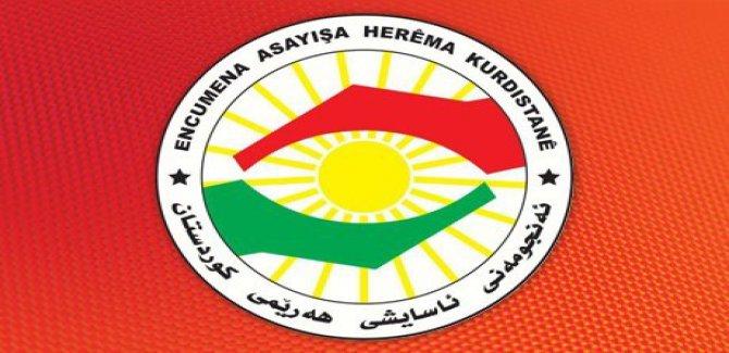 Erbil Asayişi PYD'yi yalanladı!