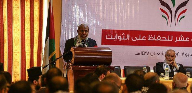 Hamas'tan 'Nekbe'nin 69. yıl dönümünde net mesaj
