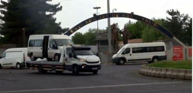 Diyarbakır'da 8. Ana Jet Üssü'ne saldırı girişimi