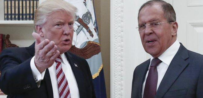 Washington Post: Trump Rusya'yla gizli bilgiler paylaştı