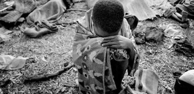 'Ruanda'daki soykırım sömürgecilerin eseri'