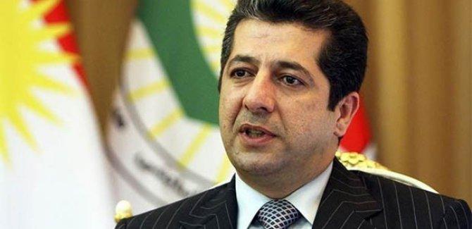 Mesrur Barzani: Referandum bölge için de çözüm olacak