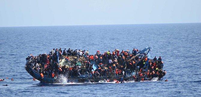 BM: Akdeniz'de bin 350 kişi hayatını kaybetti