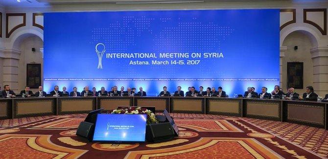 Muhalifler Astana'ya katılımı askıya aldı