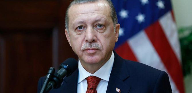 Trump ile görüşen Erdoğan: YPG muhatap alınamaz