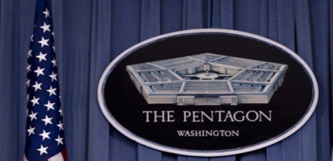 Pentagon'dan 'PKK' mesajı