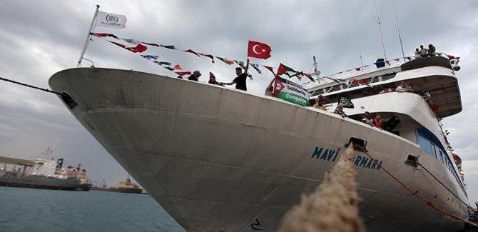 'Mavi Marmara tazminatının paylaşımı için komisyon kuruldu'