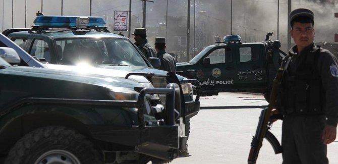 Afganistan'da devlet televizyonuna saldırı