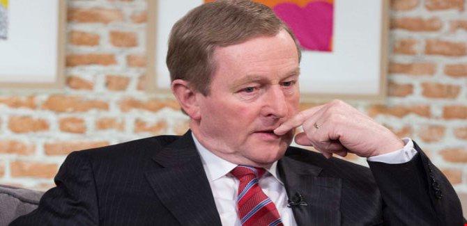 İrlanda Başbakanı Enda Kenny istifa etti