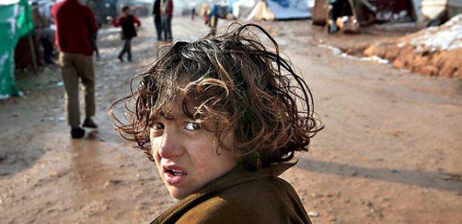 UNICEF: Göçzede çocuklar av oluyor